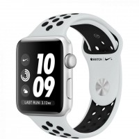 Часы Apple Watch Series 3 42mm Aluminum Case with Nike Sport Band в Железноводске